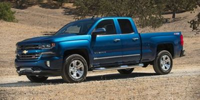 2017 Chevrolet Silverado 1500 Work Truck (Black)