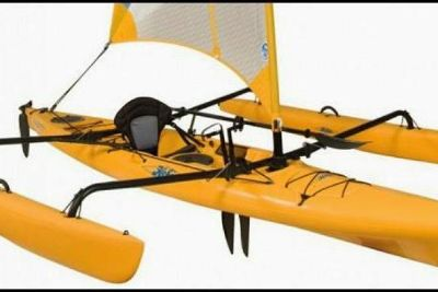 2010 Hobie Mirage Adventure Island Kayak