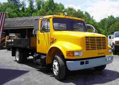 1992 International 4600