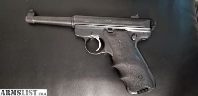 For Sale: Ruger Mark 2