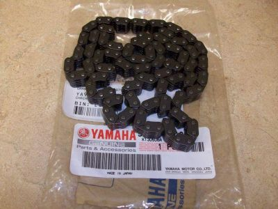 Purchase GENUINE OEM YAMAHA CAM TIMING CHAIN RAPTOR YFM 660 660R 2001 2002 2003 2004 05 motorcycle in Ellington, Connecticut, US, for US $29.99