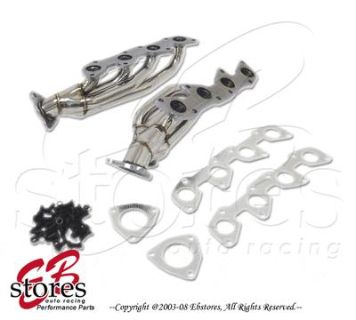 Find Stainless Steel Header Tundra 2010SJS 00 01-04 4.7L V8 motorcycle in La Puente, California, US, for US $159.95