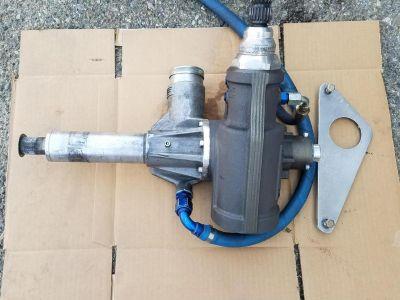 KSE Midget Power Steering Half Box