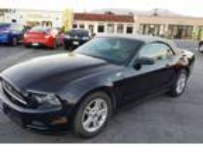 Used 2013 Ford Mustang Convertible