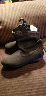 Girls' Super-cute Slouch Boots NWT