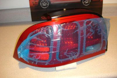 Buy 96 97 98 FORD MUSTANG DRIVER LEFT REAR TAILLIGHT ASSEMBLY NOS LASER RED motorcycle in Lebanon, Tennessee, US, for US $75.00