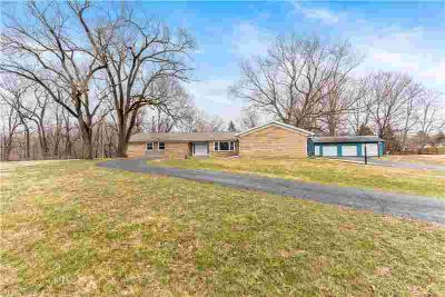 261 North Avon Avenue Avon Four BR, rebuilt mid century ranch