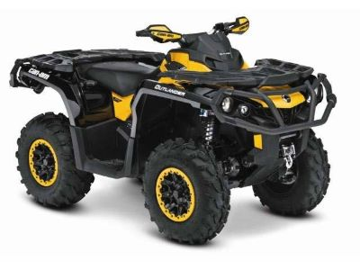 2014 Can-Am Outlander XT-P 1000 Utility ATVs Tyler, TX