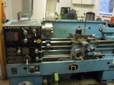 Metal Lathe and Milling Machine (Saanich)