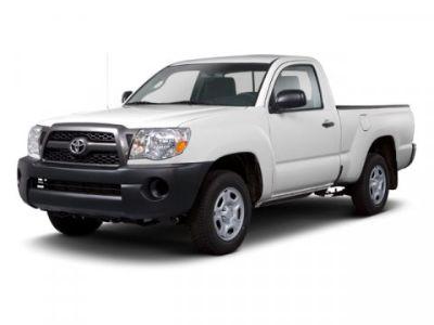 2011 Toyota Tacoma Base (Super White)
