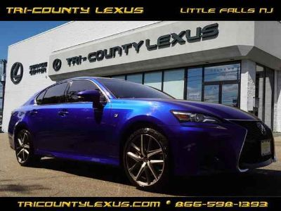 Used 2016 Lexus GS 350 4dr Sdn AWD
