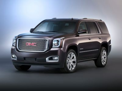 2018 GMC Yukon Denali (Steel Metallic)