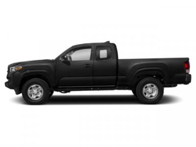 2019 Toyota Tacoma SR (Midnight Black Metallic)
