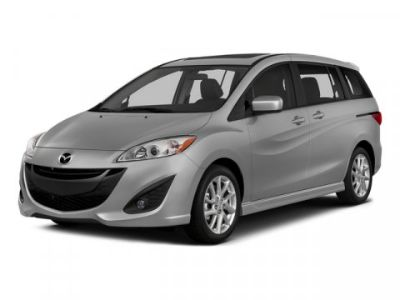 2015 Mazda Mazda5 Sport (Liquid Silver Metallic)