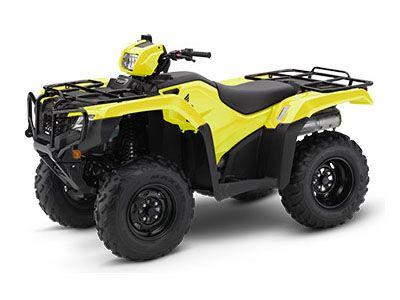 2019 Honda FourTrax Foreman 4x4 Utility ATVs Gulfport, MS