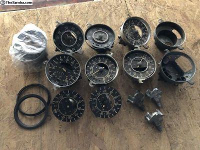 Aircooled Beetle Speedometer Parts