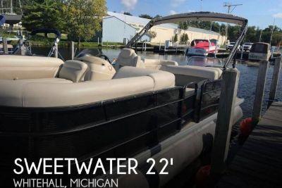 2017 Sweetwater 2286 SB/TT-27