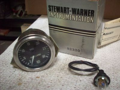 Buy STEWART WARNER FUEL PRESSURE GAUGE #82320 motorcycle in Glendale, Arizona, United States