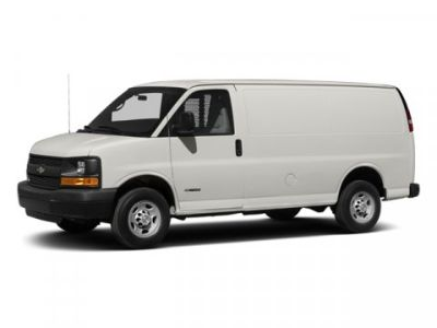 2014 Chevrolet Express 2500 2500 (Black)