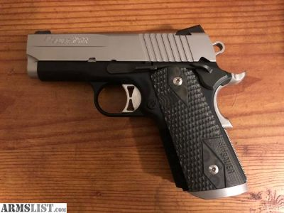 For Sale: SIG 1911 ULTRA COMPACT....TAKE PART TRADE