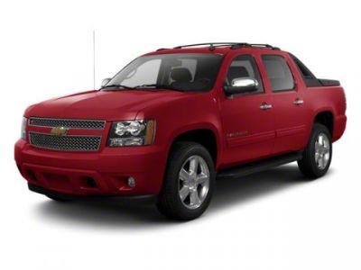 2013 Chevrolet Avalanche LT (Silver Ice Metallic)