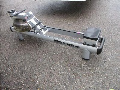 Water Rower M1 HiRise w/ Series IV Performance RTR#8112987-03