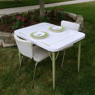 50's Table & 2 Chairs