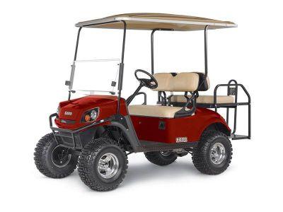 2018 E-Z-Go Express S4 Electric High Output Golf Golf Carts Francis Creek, WI