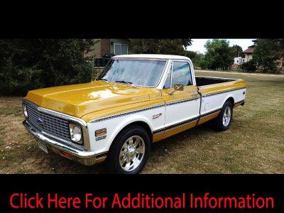 1972 Chevy Cheyenne Classified Ads Claz Org