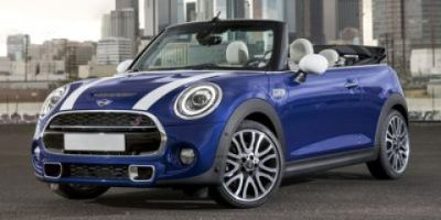 2019 MINI Convertible Cooper S (White Silver Metallic)