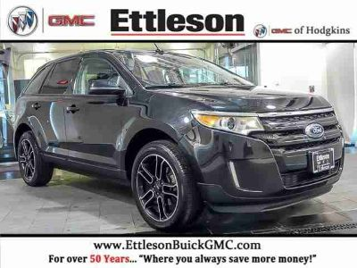 Used 2013 Ford Edge 4dr FWD