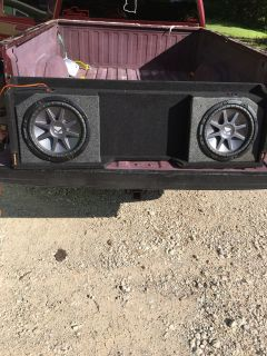 Had them on my 2000 Silverado extended cab asking $200
