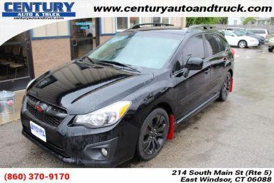 2012 Subaru Impreza 2.0i Sport Premium (Obsidian Black Pearl)