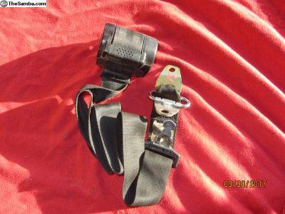 vanagon or bay window bus seat belt #15