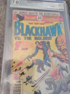 Blackhawk #247 pgx 7.0