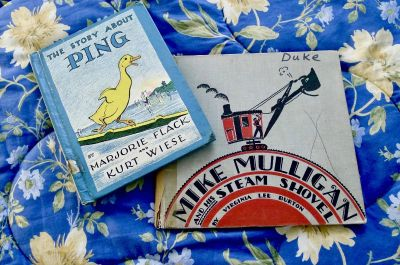 CLASSICS -The Story About Ping & Mike Mulligan and His Steam Shovel