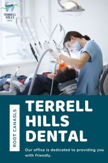 Root Canals Treatment Clinic in Terrell Hills