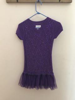 Girls Justice Dress, size 12