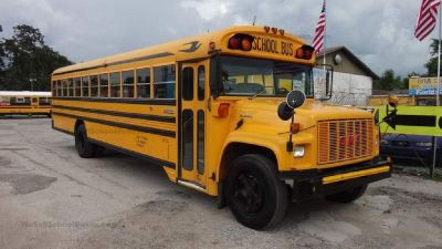 '93 GMC Bluebird School Bus- Great for Conversion- ONLY $7,000!!