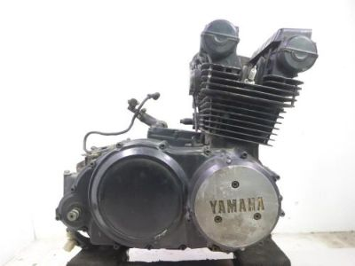 Sell 77 Yamaha XS 750 Triple Engine Motor with Harness CDI Digital Ignition System motorcycle in Odessa, Florida, United States, for US $1,310.69