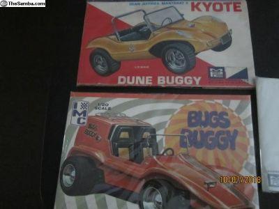 Bugs Buggy Dune Buggy, Kyote Dune Buggy