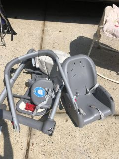 4 in 1 high chair/booster by Graco