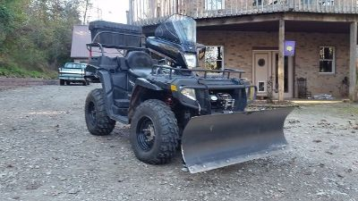 2006 Polaris 500 X2 EFI Snow Plow NR