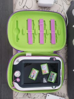 Leap Pad Ultra w/Case and 3 Games