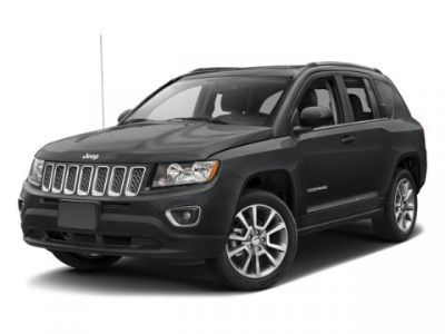 2017 Jeep Compass Latitude (Granite Crystal Metallic Clearcoat)