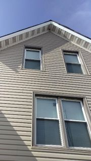 We are professionals repairing roofing gutters sidding and more