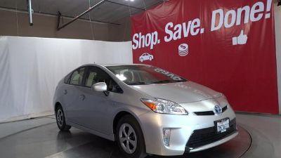 2015 Toyota Prius II (CLASSIC SILVER METALLIC)
