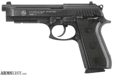 Want To Buy: Taurus pt92
