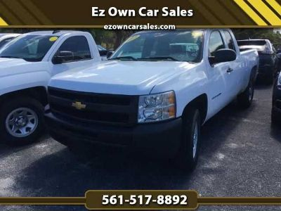 Used 2013 Chevrolet Silverado 1500 Extended Cab for sale