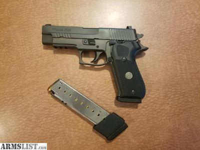 For Sale/Trade: A MUST SEE!!! P220 LEGION SAFE QUEEN!! Comes with all the extras